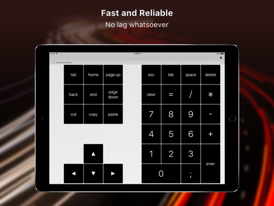 NumPad. Screenshots
