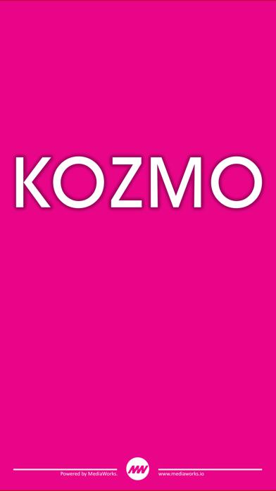 点击获取Kozmo