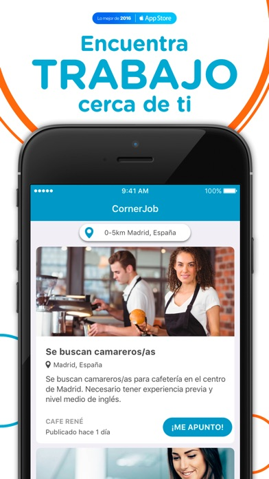 download CornerJob - Únete al equipo apps 0