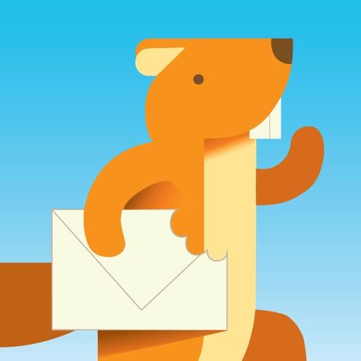 Chuck Email: Organized Mailbox