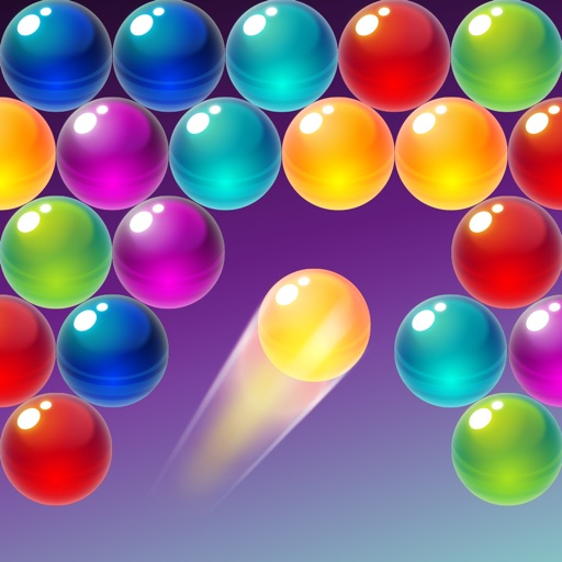 Download Bubble Shooter League free for iPhone, iPod and iPad