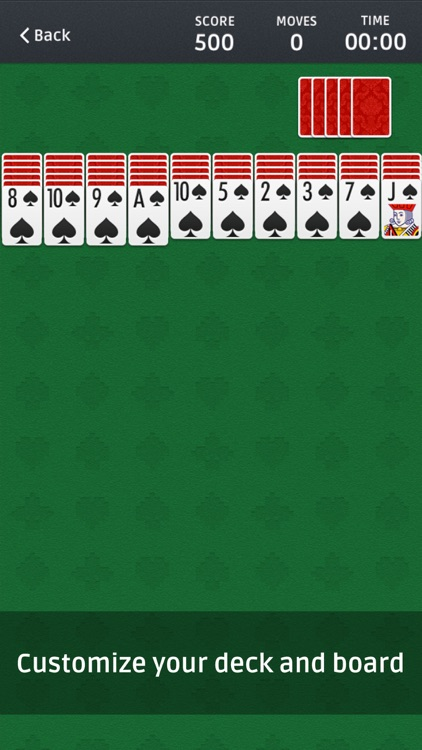 Spider Solitaire ∙