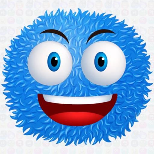 Fluffy Emoji :Animated Sticker