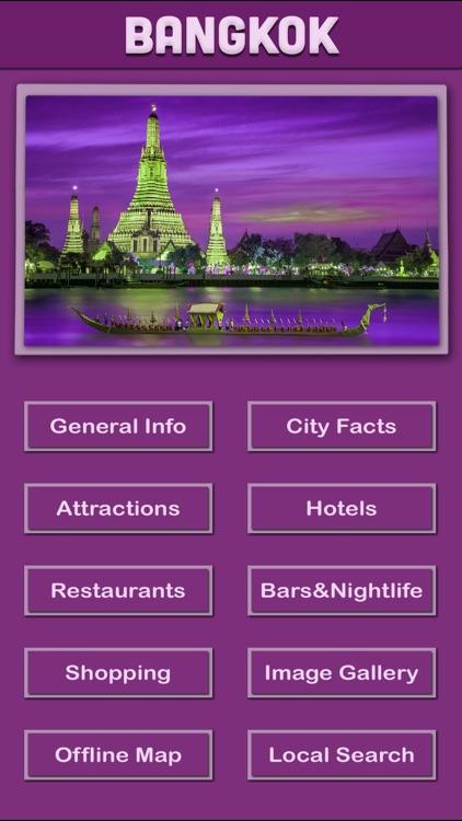 Bangkok Offline Map Tourism Guide