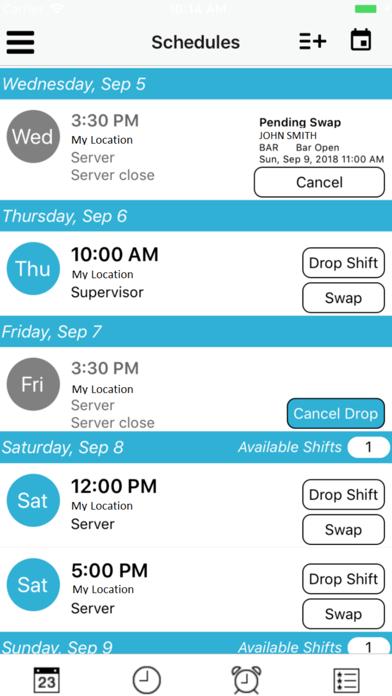 StaffLinQ Screenshot