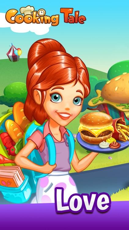 Cooking Tale - Food Games screenshot-0