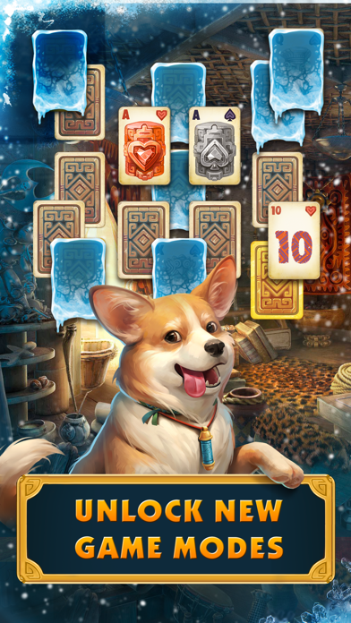 Solitaire Treasure of Time screenshot 2