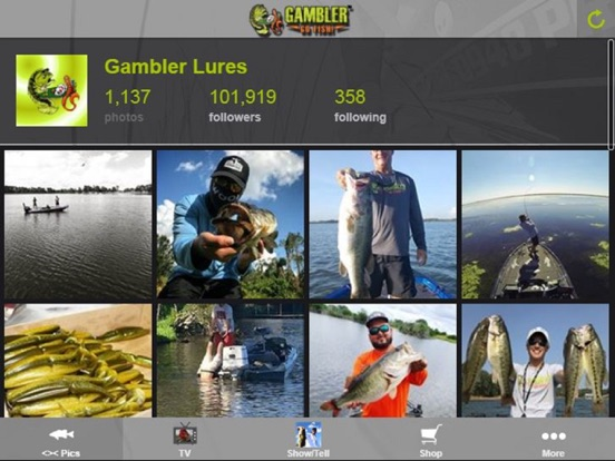Gambler Lures screenshot