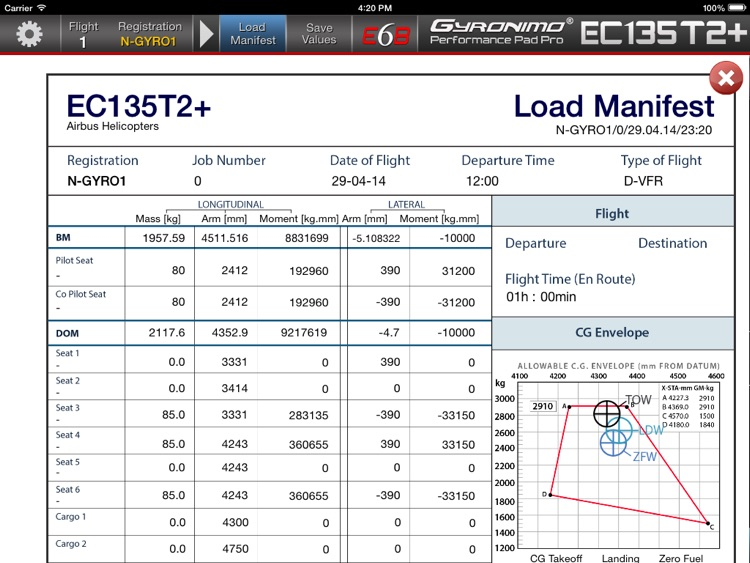 EC135T2 PLUS screenshot-3