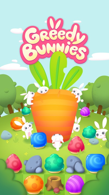 Greedy Bunnies screenshot-4