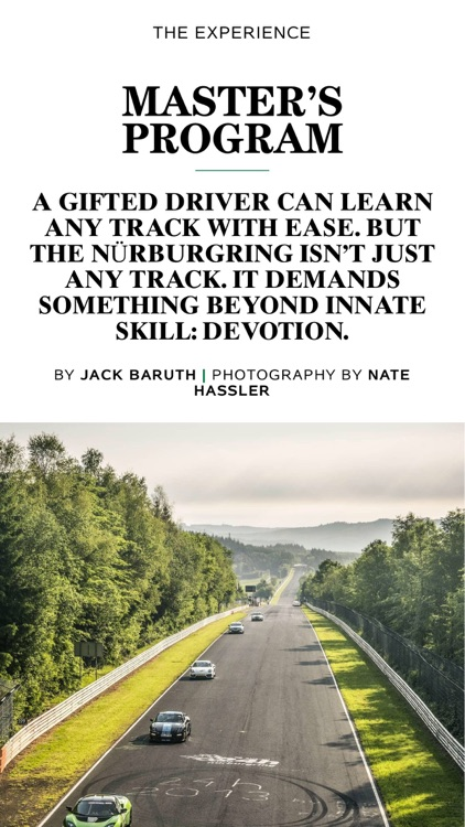 Road & Track Magazine US screenshot-3