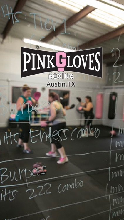 Pink Gloves Boxing Austin