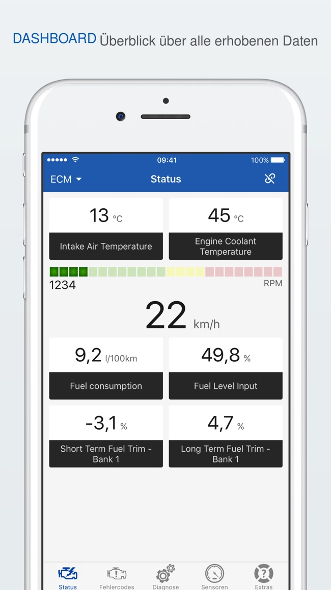 OBD Auto Doctor Screenshot