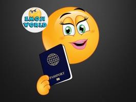 Travel Emoji Stickers by Emoji World by Emoji World