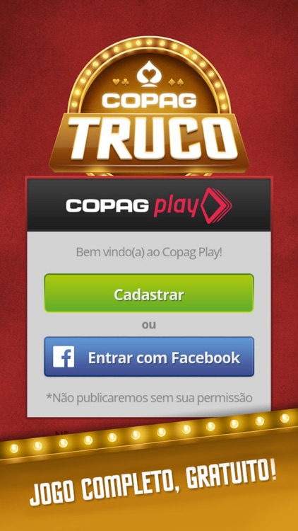 Truco - Copag Play screenshot-0