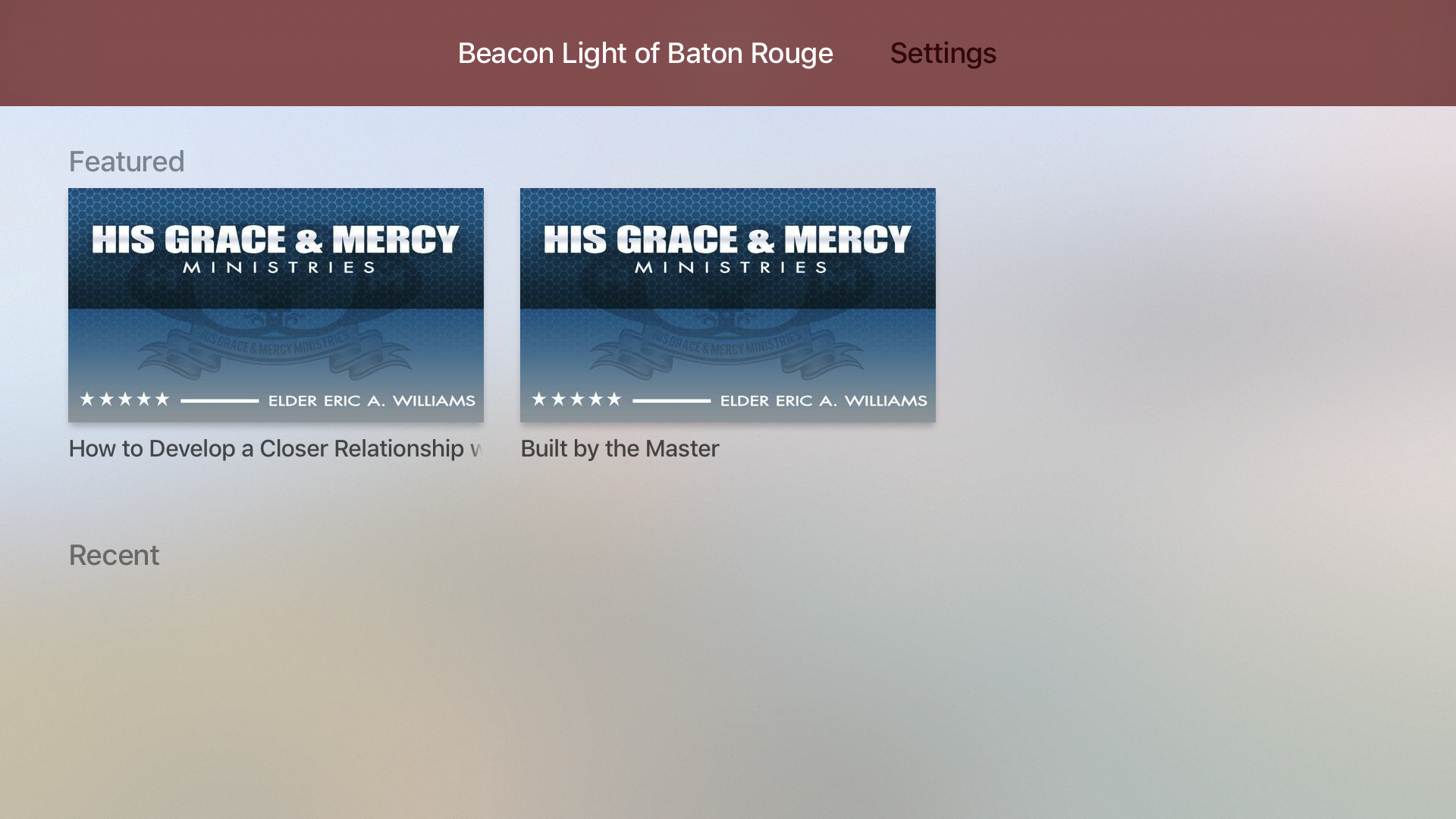 Beacon Light of Baton Rouge screenshot 7