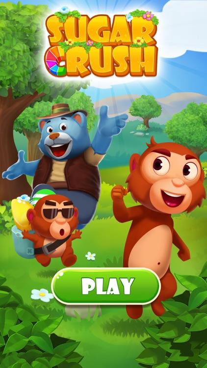 Sugar Crush - Match 3 Games screenshot-4