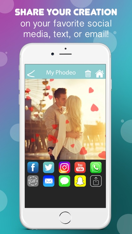 Phodeo- Animated Pic Maker screenshot-3
