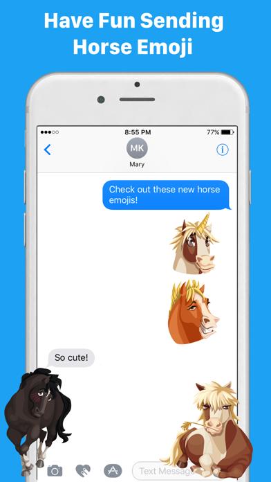 download HorseMoji+ apps 2
