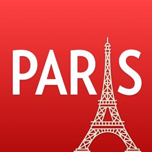 Food Lover's Guide to Paris app