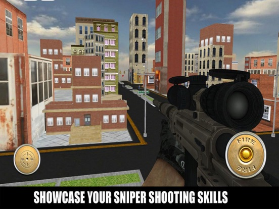 Duty of Snipers Street City screenshot 6
