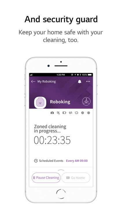 LG SmartThinQ screenshot-4