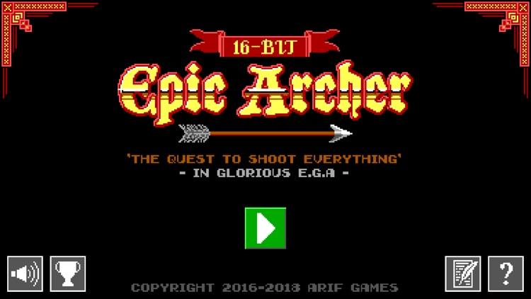 16-Bit Epic Archer screenshot-5