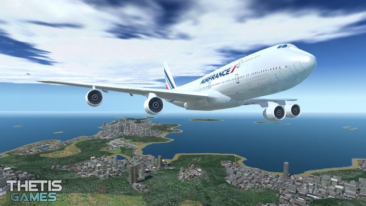 Flight Simulator FlyWings 2017 screenshot-0