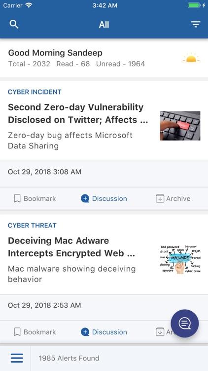 Cyware Enterprise