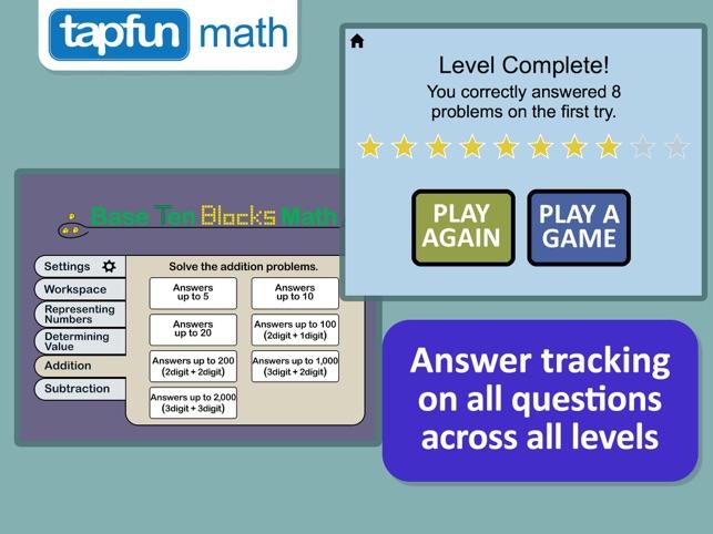 Base Ten Blocks Math Pro on the App Store
