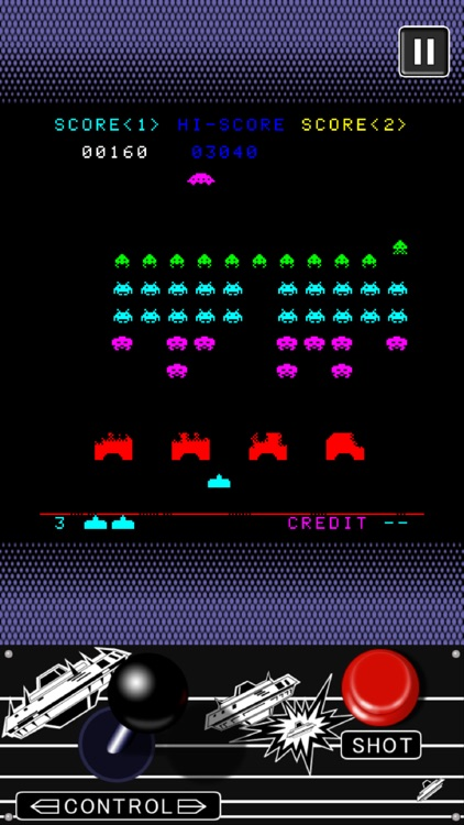 SPACE INVADERS screenshot-0