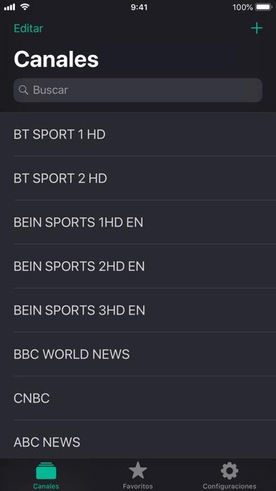 点击获取TV Streams - IPTV M3U Player