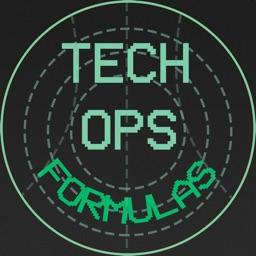 Tech Ops Formulas