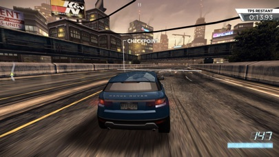 Screenshot for Need for Speed™ Most Wanted in France App Store