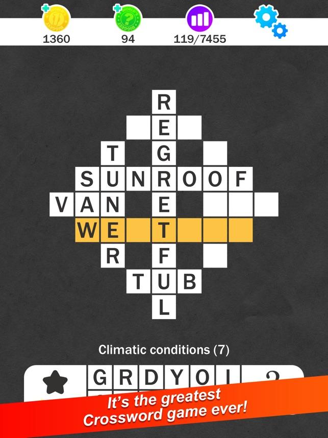 Inundating crossword help