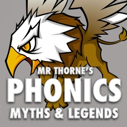 Mr Thorne's Phonics Myths & Legends