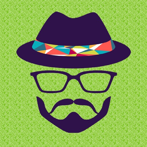 Hipster Stickers Pack!