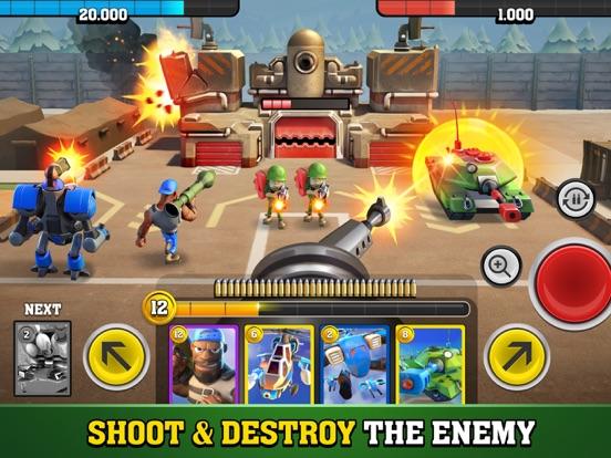 Mighty Battles screenshot 9