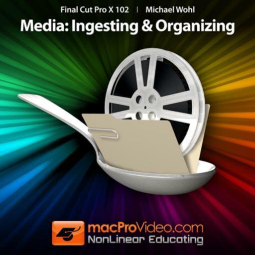 Ingesting and Organizing Media