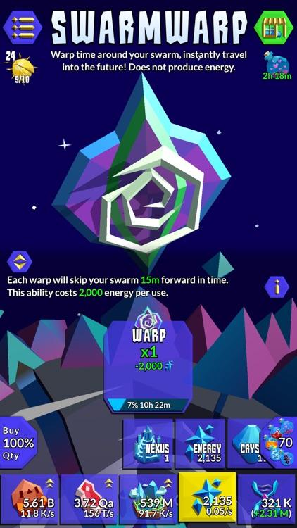 Swarm Simulator: Evolution screenshot-4