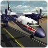 飛行機 パイロット フライト シミュレータ 3D - iPhoneアプリ