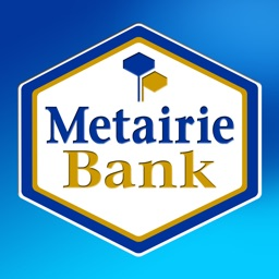 Metairie Bank Mobile for iPad