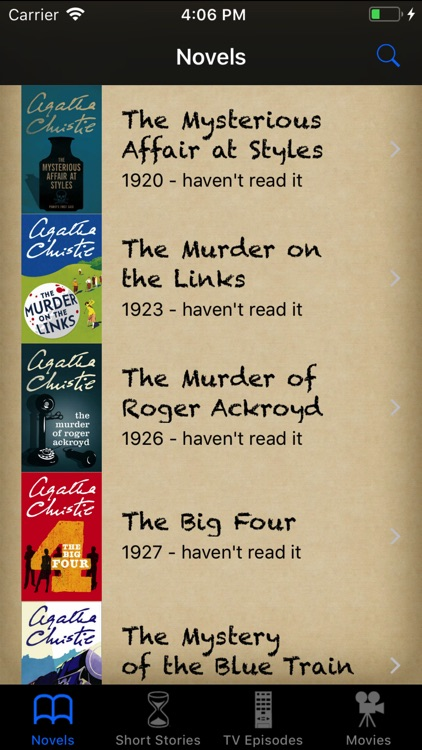 The Belgian Detective Guide