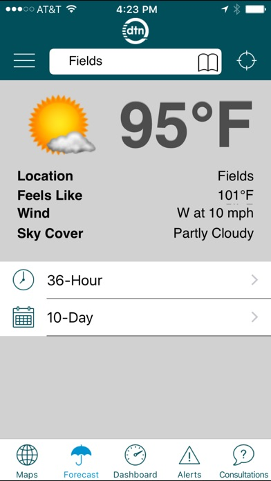 download WeatherSentry® SmartPhone apps 3