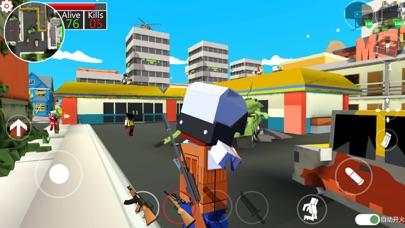 迷你方块世界2刺激吃鸡战场