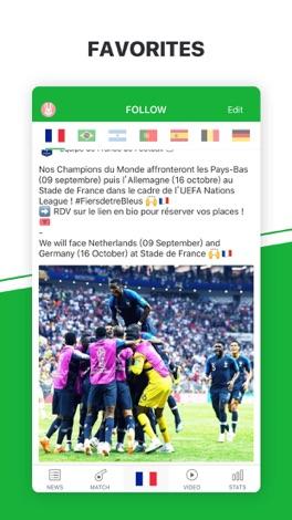 All Football - Scores & News screenshot for iPhone