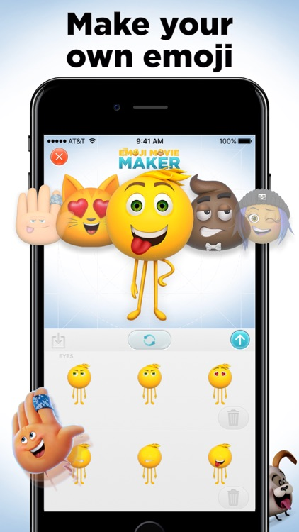 The Emoji Movie Maker screenshot-1
