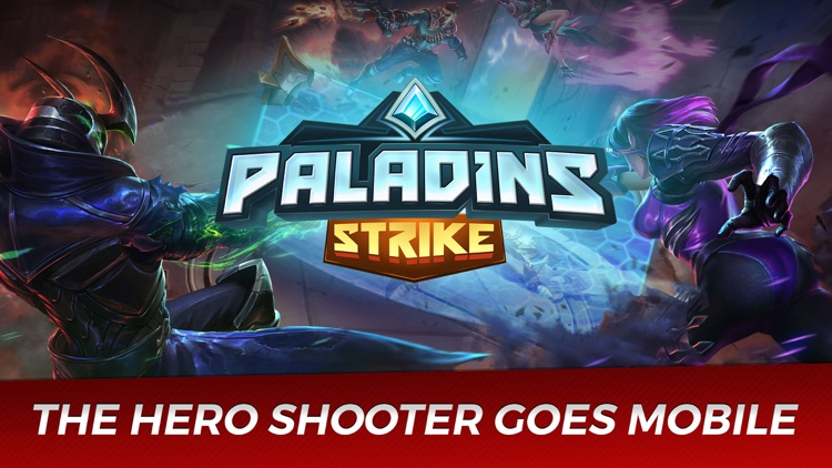 Paladins Strike screenshot-0
