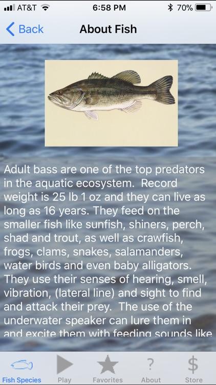 Talk With Fish screenshot-3
