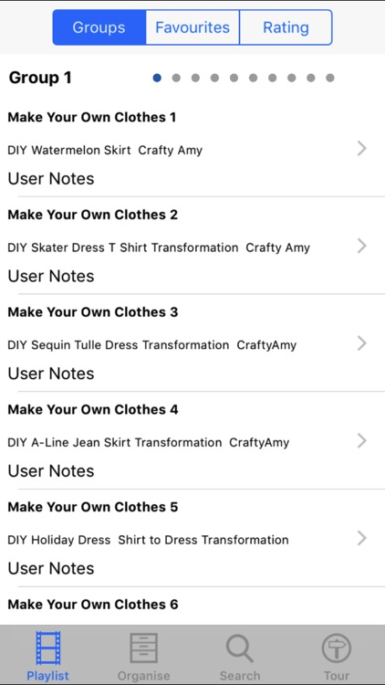 Make Your Own Clothes screenshot-1